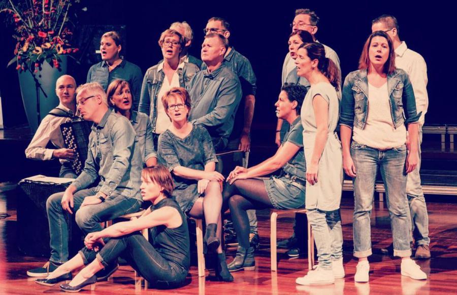 Fusion is Limburgs koor van het jaar 2015