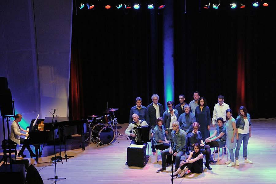 Fusion in de Doelen bij het BALK Topfestival 2015