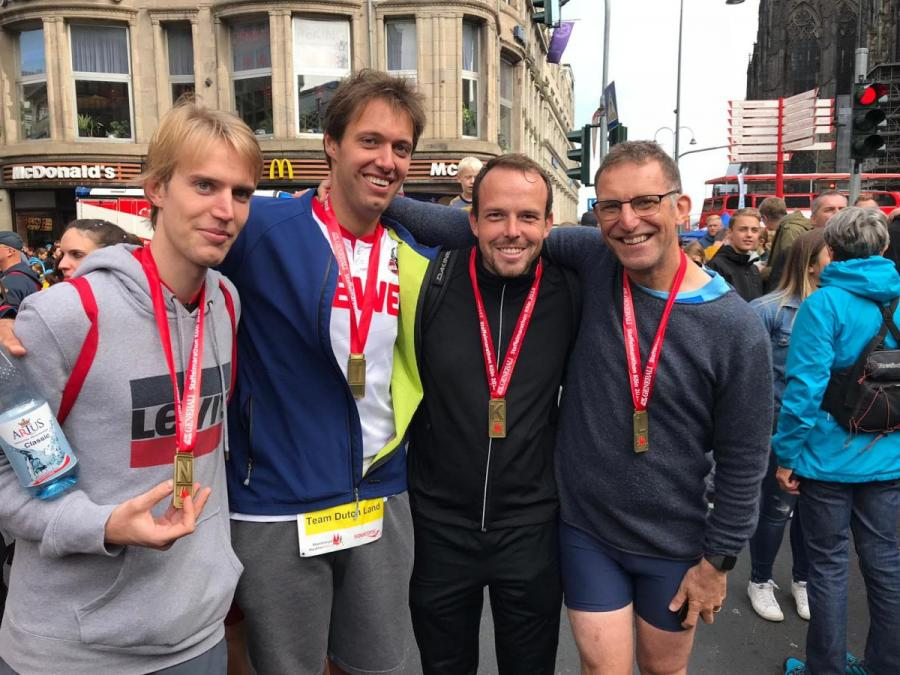 Marathon Keulen 2018